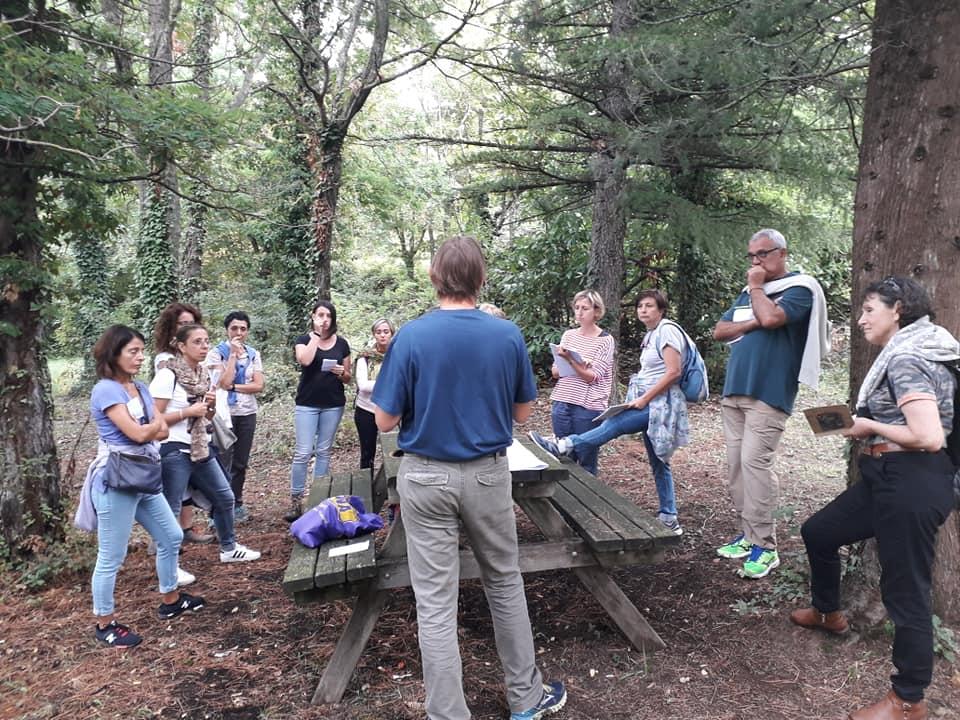 Formazione per educatori ambientali