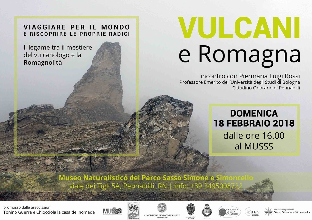 Vulcani e Romagna