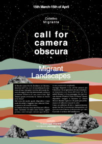 Open call for camera obscura